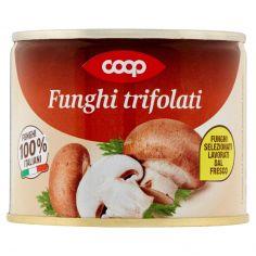 Coop-Funghi trifolati 185 g