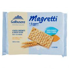 MAGRETTI-Galbusera Magretti i Leggeri 380 g
