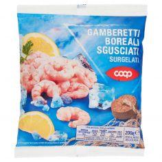Coop-Gamberetti Boreali Sgusciati Surgelati 200 g