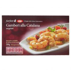 Coop-Gamberi alla Catalana surgelati 200 g