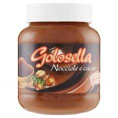 GOLOSELLA-Gandola Golosella Nocciole e cacao 400 g