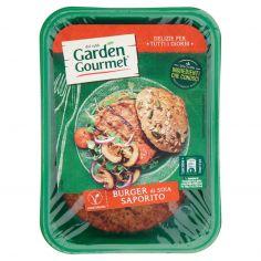 GARDEN GOURMET-GARDEN GOURMET Burger di Soia Saporito 2 pezzi 150g