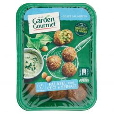 GARDEN GOURMET-GARDEN GOURMET Falafel con Ceci e Spinaci 190 g