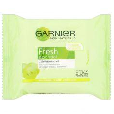 SKIN NATURALS-Garnier Fresh essential 25 Salviettine struccanti