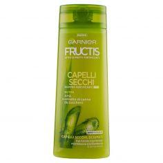 FRUCTIS-Garnier Fructis Capelli Secchi 2in1 - Shampoo per capelli secchi, sciupati - 250 ml