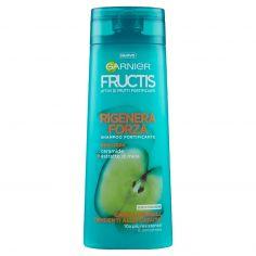 FRUCTIS-Garnier Fructis Rigenera Forza - Shampoo per capelli fragili, tendenti alla caduta* - 250 ml
