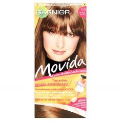 MOVIDA-Garnier Movida Crema shampoo colorante 15 biondo scuro