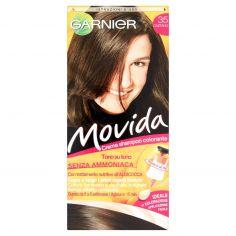 MOVIDA-Garnier Movida crema shampoo colorante 35 castano