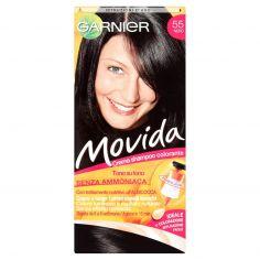 MOVIDA-Garnier Movida crema shampoo colorante 55 nero