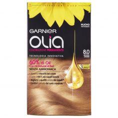 OLIA-Garnier Olia Colorazione Permanente 8.0 Biondo Chiaro