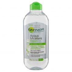SKIN ACTIVE-Garnier Skin Naturals Fresh Acqua micellare pelli normali o miste 400 ml