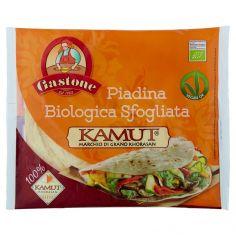 GASTONE-Gastone Piadina Biologica Sfogliata 300 g