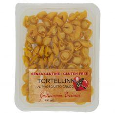 GASTRONOMIA PICCININI-Gastronomia Piccinini Senza Glutine Tortellini al Prosciutto Crudo 250 g