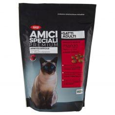 Coop-Gatti Adulti Appetito Difficile Crocchette Ricche in manzo fresco e riso 800 g