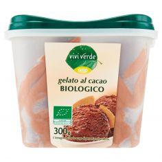 Coop-gelato al cacao Biologico 300 g