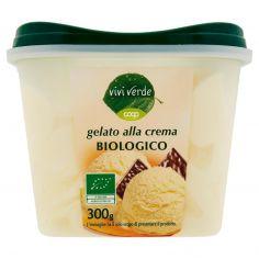 Coop-gelato alla crema Biologico 300 g