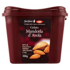 Coop-Gelato alla Mandorla d'Avola 300 g