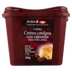 Coop-Gelato Crema catalana con cannella dello Sri Lanka 300 g