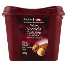 """Coop-Gelato Nocciola """"Nocciola Piemonte IGP"""" 300 g"""