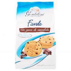GENTILINI-Gentilini Favole con gocce di cioccolato 330 g