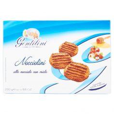 Gentilini Nocciolini alle nocciole con miele 250 g