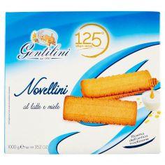 GENTILINI-Gentilini Novellini al latte e miele 1000 g