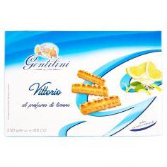 GENTILINI-Gentilini Vittorio al profumo di limone 250 g
