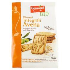 GERMINAL-Germinal Bio Biscotti Integrali di Avena 300 g