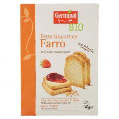 GERMINAL-Germinal Bio Fette biscottate Farro 200 g