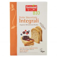 GERMINAL-Germinal Bio Fette biscottate Integrali 200 g