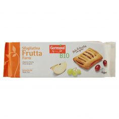 GERMINAL-Germinal Bio Sfogliatina Frutta Farro 4 x 50 g