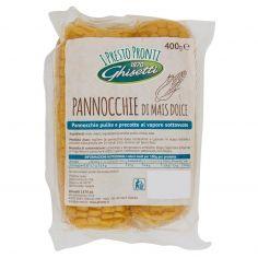 GHISETTI 1870-Ghisetti I Presto Pronti Pannocchie di Mais Dolce 400 g