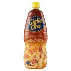 GIGLIO ORO-Giglio Oro Olio di Semi di Arachide 1 L