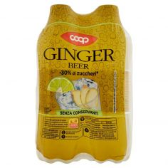Coop-Ginger Beer 4 x 500 ml