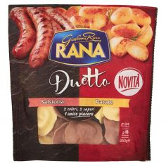 DUETTO-Giovanni Rana Duetto Salsiccia - Patate 250 g