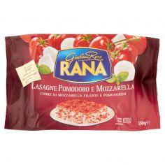 RANA-Giovanni Rana Lasagne pomodoro e mozzarella 350 g