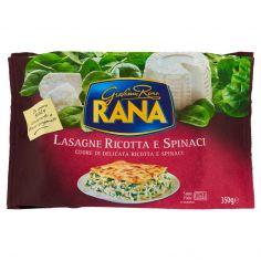 RANA-Giovanni Rana Lasagne Ricotta e Spinaci 350 g
