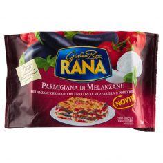 PIATTI PRONTI-Giovanni Rana Parmigiana di Melanzane 300 g
