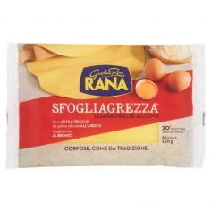 RANA-Giovanni Rana Sfogliagrezza Lasagne Fresche all'Uovo 6 Sfoglie 250 g