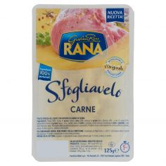 SFOGLIAVELO-Giovanni Rana Sfogliavelo Carne 125 g