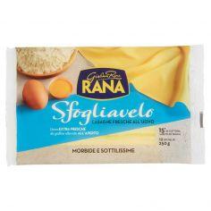 SFOGLIAVELO-Giovanni Rana Sfogliavelo Lasagne Fresche all'Uovo 250 g