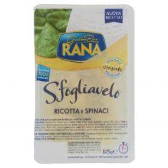 SFOGLIAVELO-Giovanni Rana Sfogliavelo Ricotta e spinaci 125 g