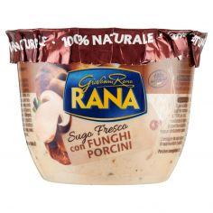 RANA-Giovanni Rana Sugo Fresco con Funghi Porcini 180 g