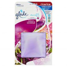 GLADE-glade discreet ricarica Fiori di Lavanda & Gelsomino 8 g