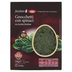 Coop-Gnocchetti con spinaci su ricetta tirolese 350 g