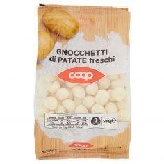 Coop-Gnocchetti di Patate freschi 500 g