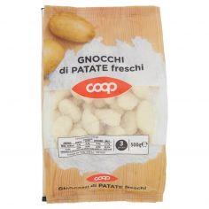 Coop-Gnocchi di Patate freschi 500 g