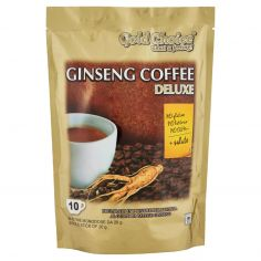 AROMATICA-Gold Choice Ginseng Coffee Deluxe 10 x 20 g