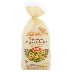 Coop-Gramigna Paglia e Fieno 142 Pasta all'Uovo con Spinaci 500 g