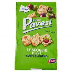GRAN PAVESI-Gran Pavesi le Sfoglie Olive Cotte al Forno 160g